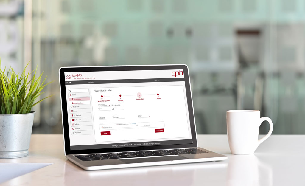 Kernbanksystem Enterprise Software Solutions CPB